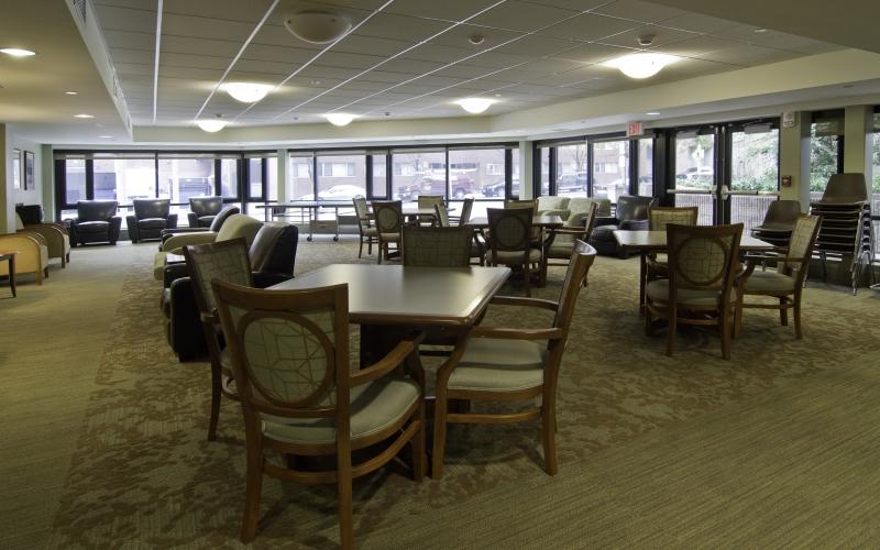 Blackstone community room