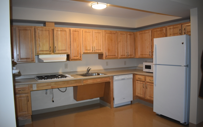 Brandy Hill Apartments unit kitchen