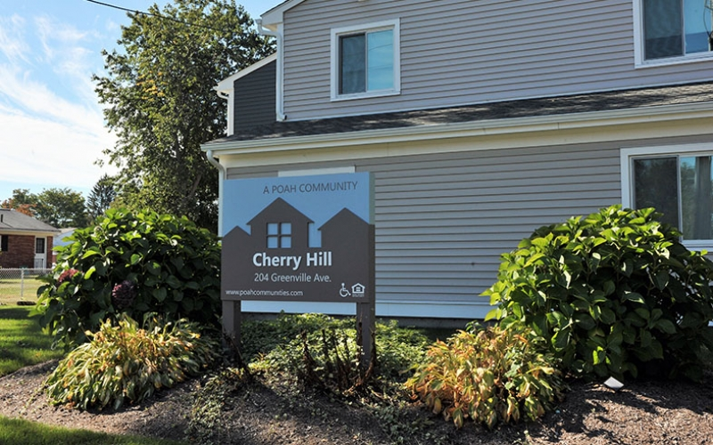 Cherry Hill sign