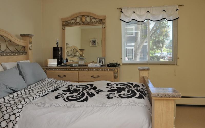 Cherry Hill bedroom