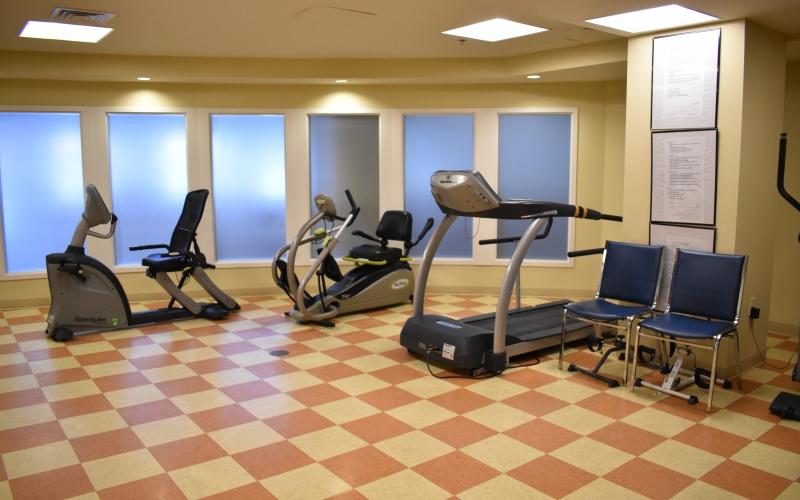 Kenmore Abbey gym