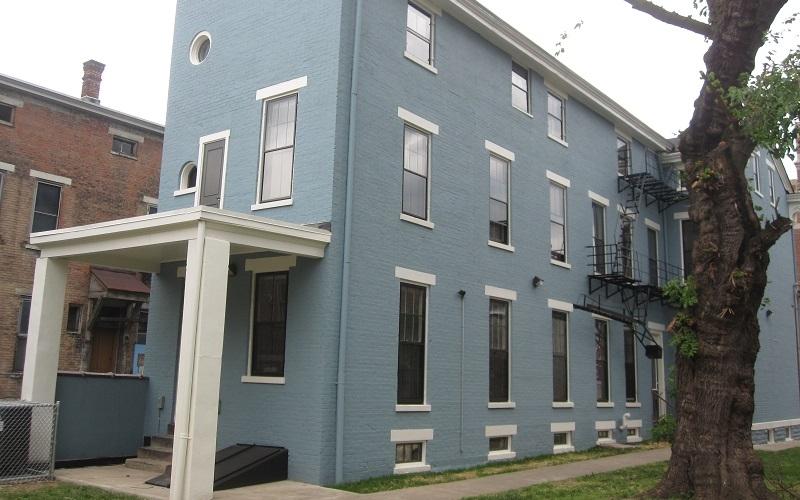Abigail Apartments exterior