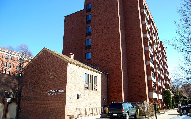Grace Apartments exterior