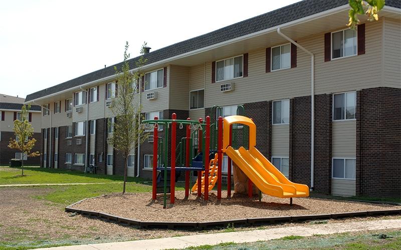 Crestview Village Apartments (IL) playground