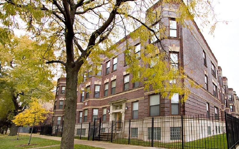 Renaissance Apartments exterior