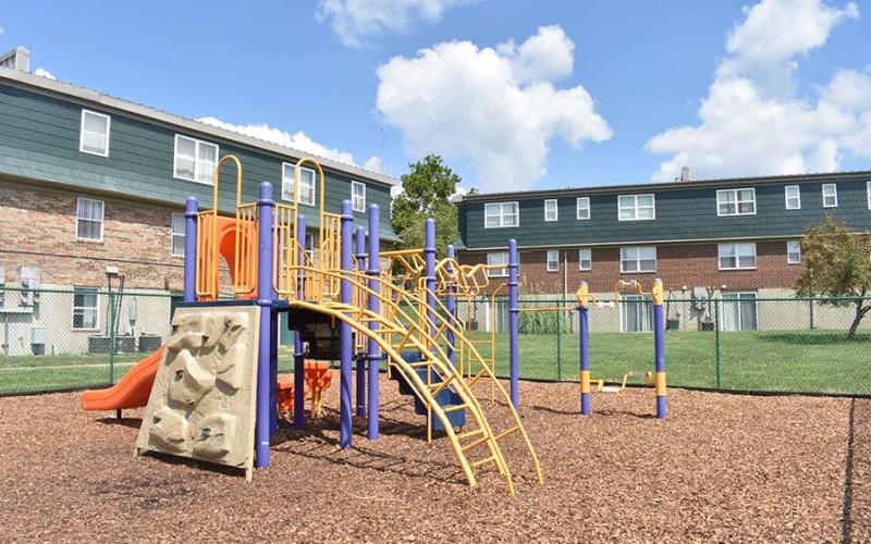 Hawthorne Place playground