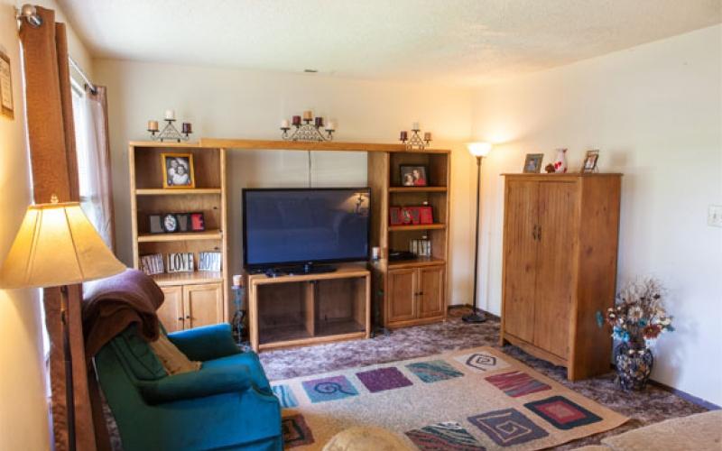 Prairie Plains living room