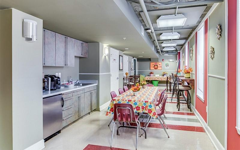 Garfield Hills community kitchen