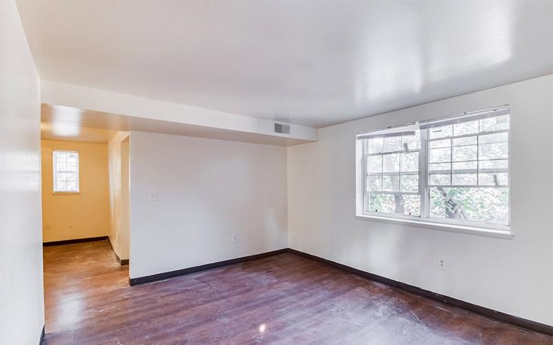 Garfield Hills apartment interior
