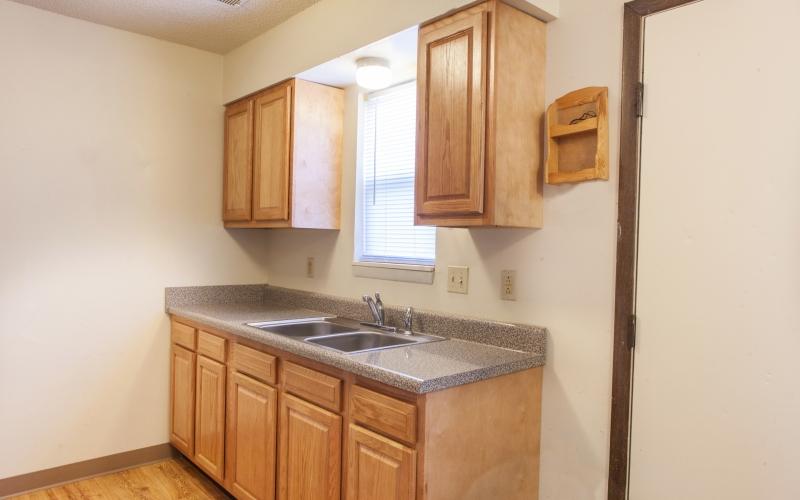 Prairie Plains kitchen