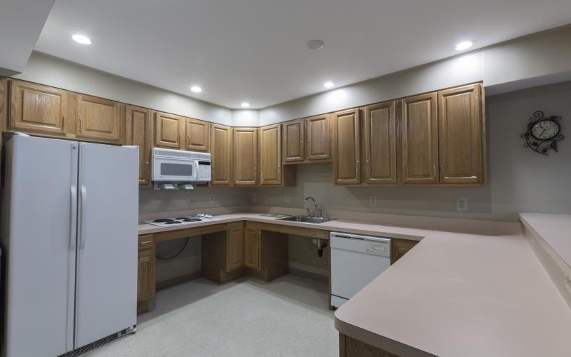 Machado House unit kitchen