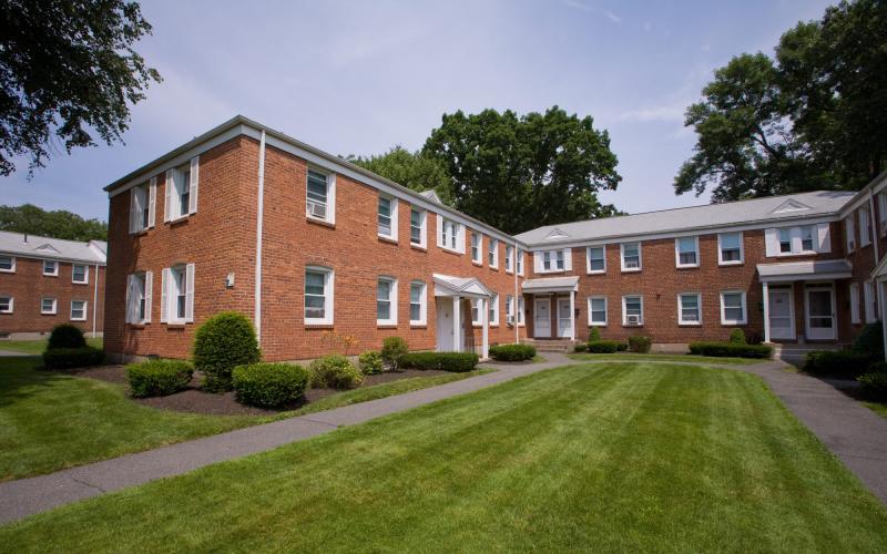 Bay Meadow Apartments exterior