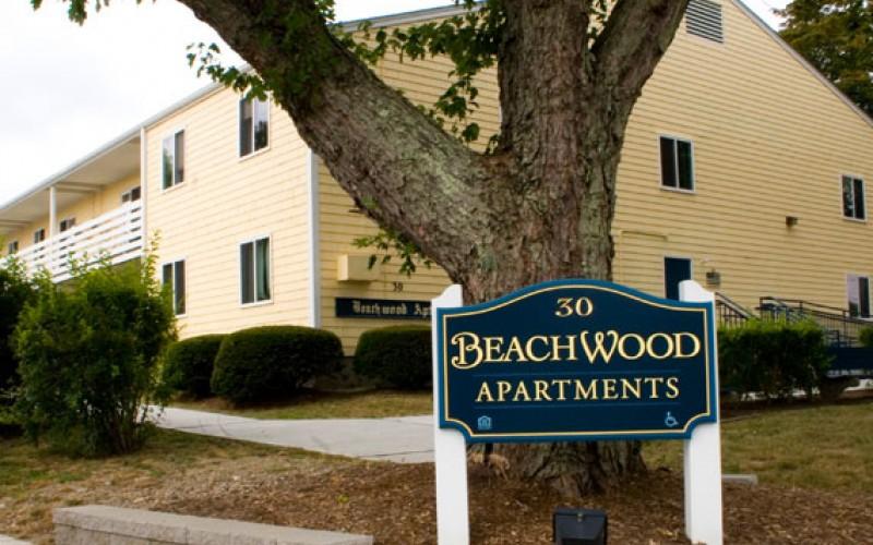 Beachwood sign
