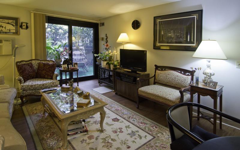 Blackstone living room