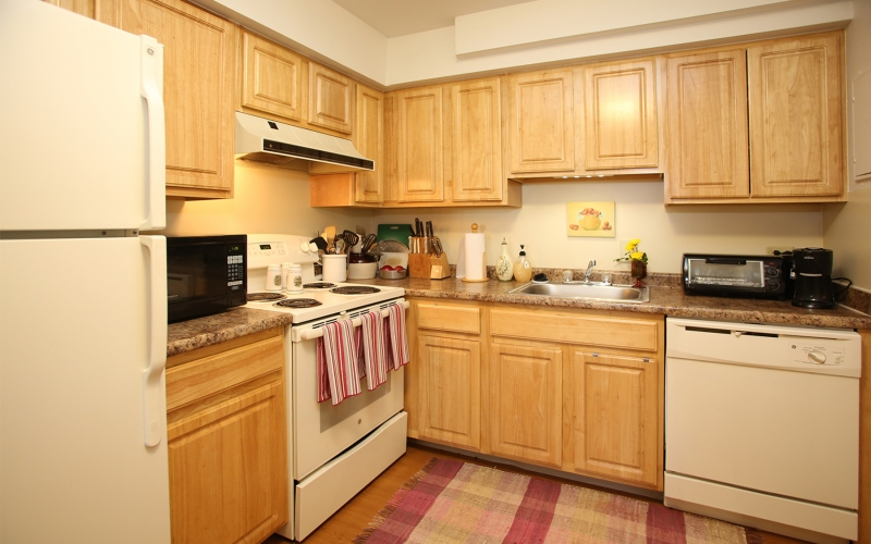 King's Landing unit kitchen