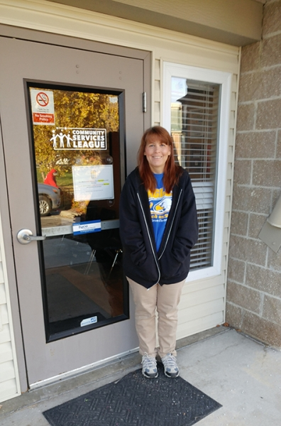 Resident moves to homeownership