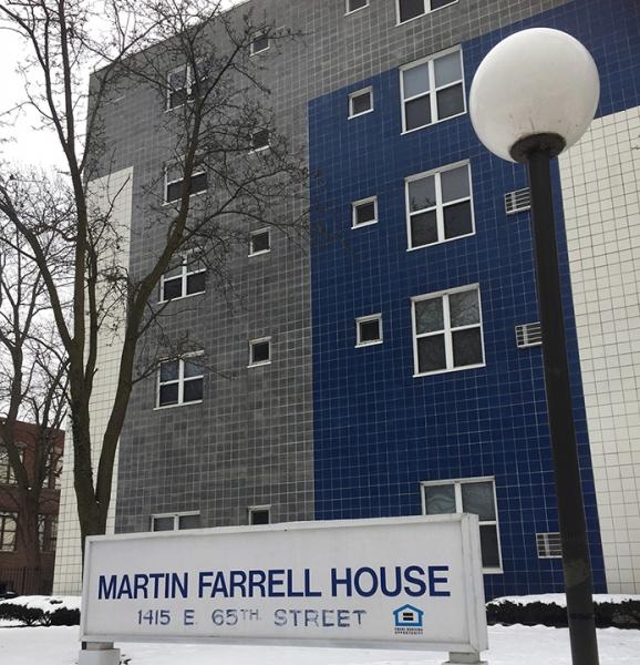 Martin Farrell House