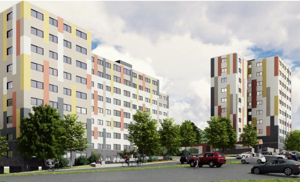Salem Heights rendering
