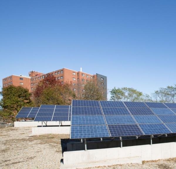 Salem solar panels