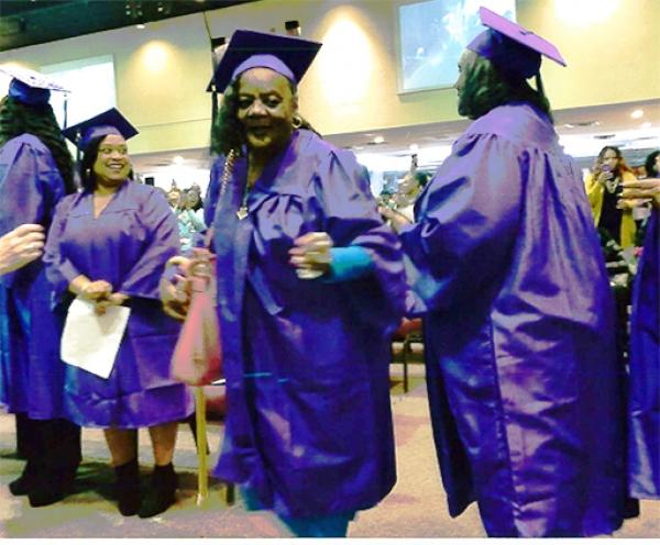 Stephanie Reed graduation