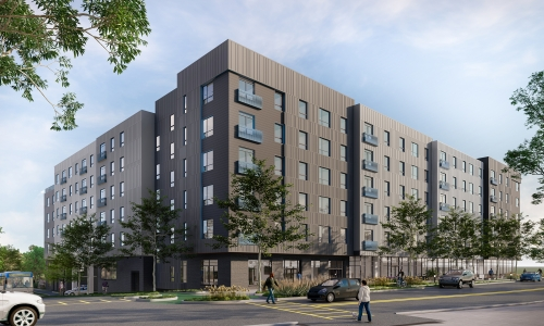 MassHousing, Preservation of Affordable Housing (POAH), and City of Boston Announce Closing of $36.5 Million in Financing for the Loop at Mattapan Station, a New Transit Oriented, Mixed-Income Housing Community