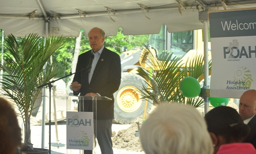 Congressman Keating and State Officials Emphasize Critical Need for Affordable Housing at Brewster Woods Groundbreaking