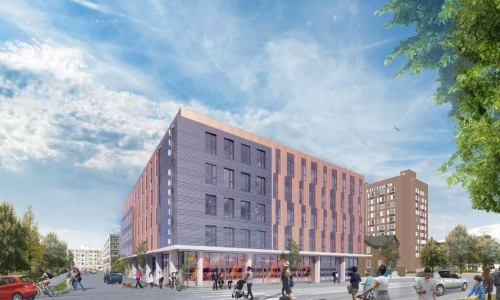 Ground broken on $36.3M mixed-income development in Midtown Detroit
