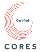 CORES certification logo